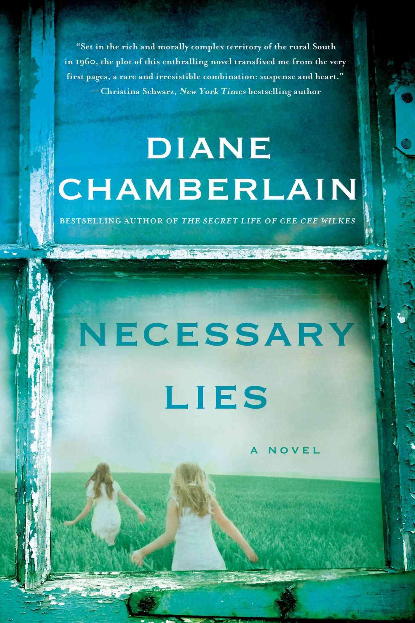 Necessary Lies By Chamberlain, Diane