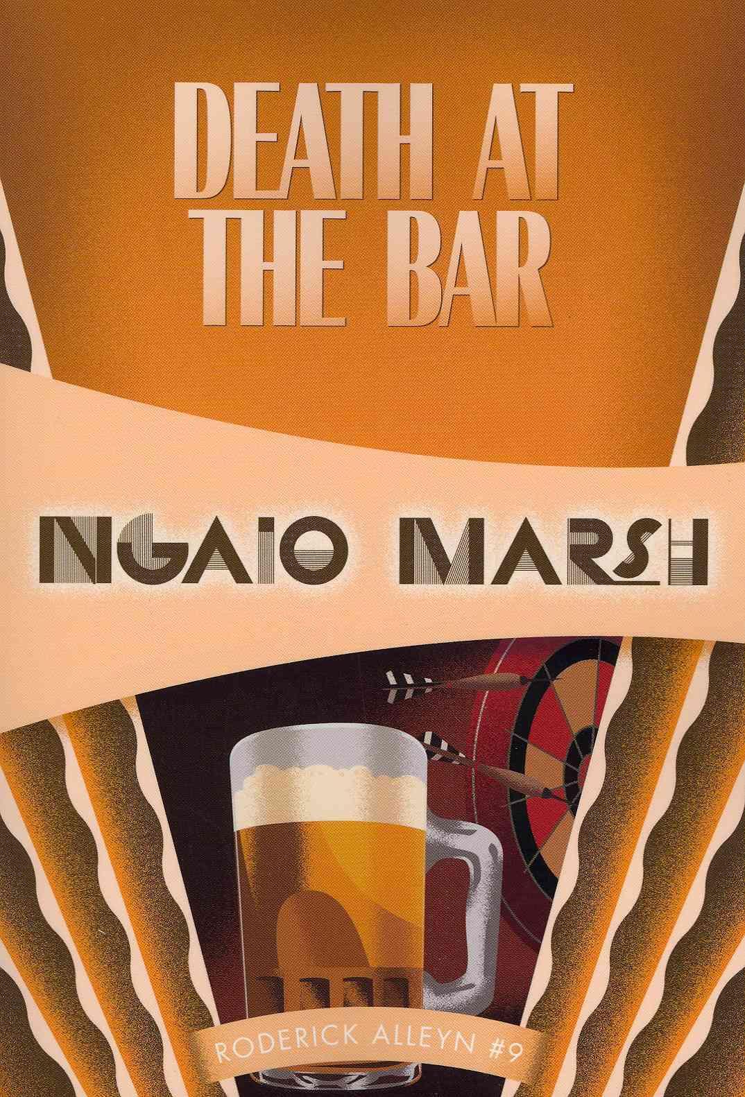 Death at the Bar By Marsh, Ngaio